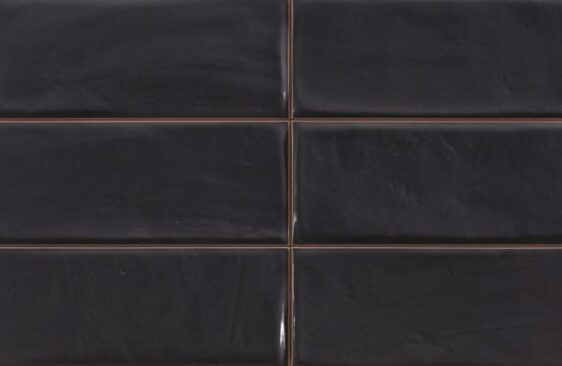 Плитка (25х40) CLAY CHARCOAL PREINCISIONи