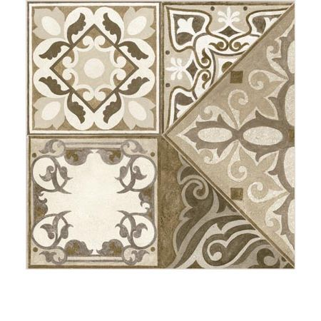 Плитка (45х45) CAMARGUE DECOR WARM